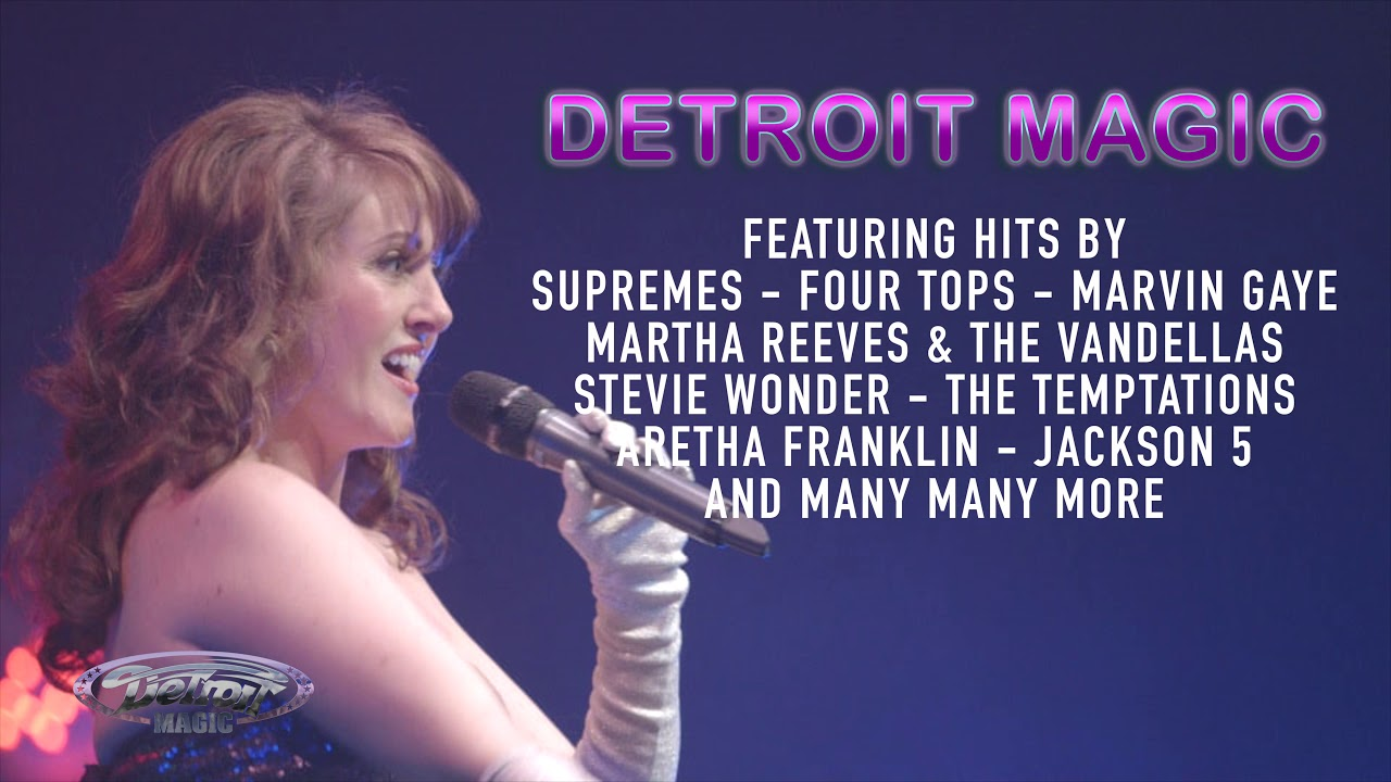 Detroit Magic - Stop In The Name Of Love - Theatre Trailer