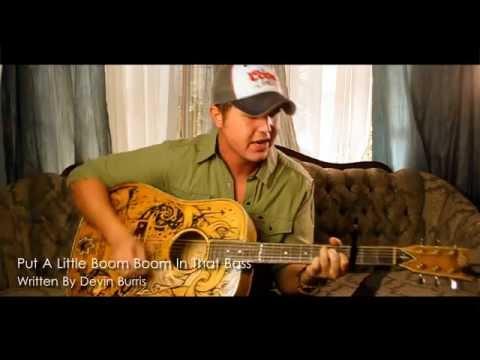Devin Burris- Boom Boom (Official Acoustic)