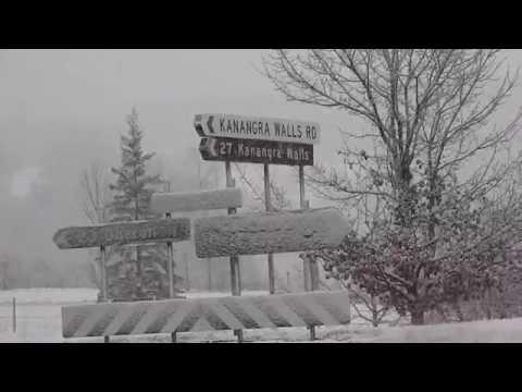 Australia Snow  - 2nd Aug 2016 - Mt Trickett Area - Extended Highlights