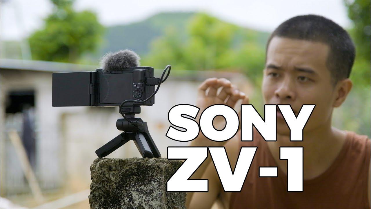 Máy ảnh bỏ túi ĐA DỤNG - DỄ DÙNG - TỐT NHẤT 2020  ✅ Sony ZV-1
