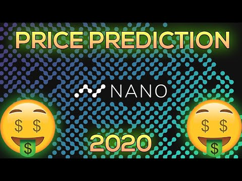 NANOcurrency Price Prediction 2020 & Analysis (Crypto Coin)
