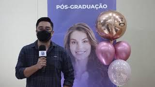 Márcio Edvandro conta por que decidiu fazer a Pós-Graduação de Saúde Estética Avançada