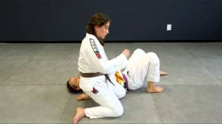 Jessica Martin Oma Plata Sweep from Guard