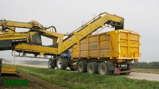 Stronga HookLoada HL260T XL - Efficient sugar beet harvest transport