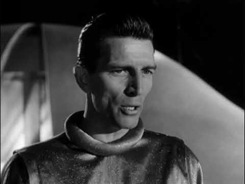 День, когда остановилась Земля (1951) - Трейлер. The Day The Earth Stood Still