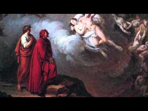 DANTE - Inferno, Canto V° - Paolo e Francesca - Studio per voce   Sergio Carlacchiani