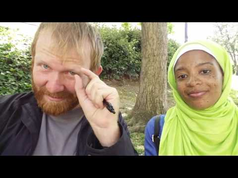 Muslim woman travelling the world - Kareemah, the Hijabi Globetrotter