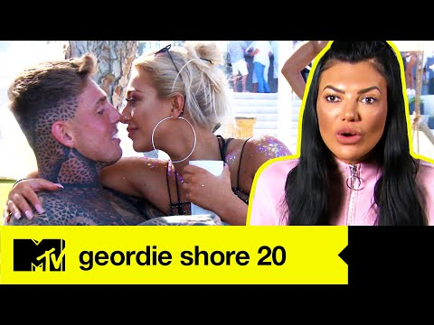 EP #4 CATCH UP: Beau Beef Between Jealous Bethan & Abbie | Geordie Shore 20