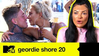 EP #4 CATCH UP: Beau Beef Between Jealous Bethan & Abbie   Geordie Shore 20