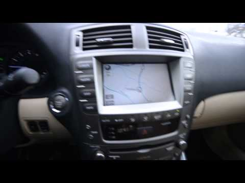 2007 Lexus IS250 Sport Sedan (stk# 3863B ) for sale Trend Motors Used Car Center Rockaway, NJ
