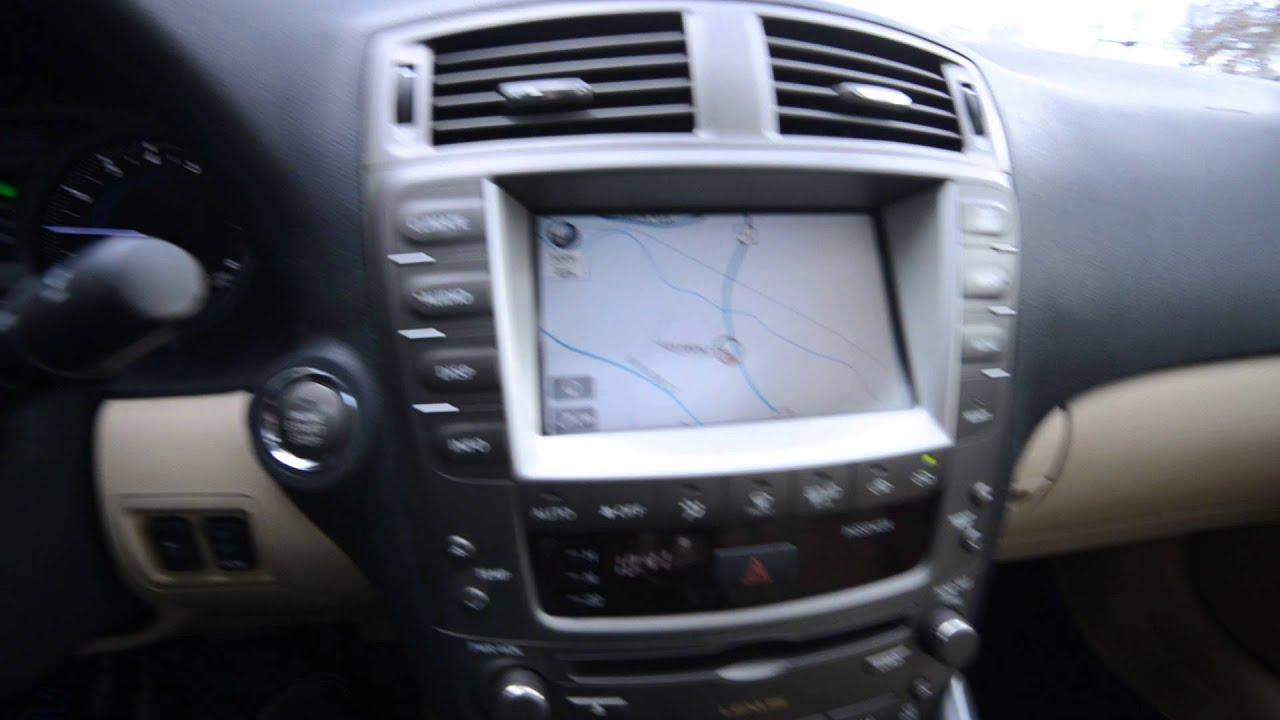2007 Lexus IS250 Sport Sedan stk 3863B for sale Trend Motors