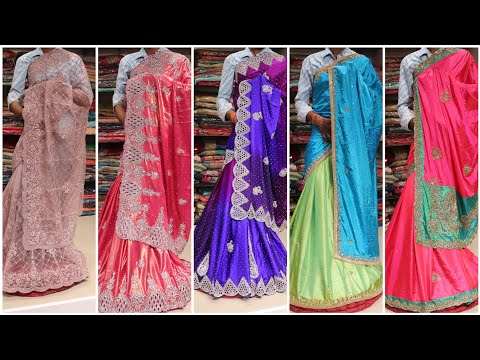 heavy-bridal-reception-saree-collections-with-price|passion-bridal-boutique-sowcarpet