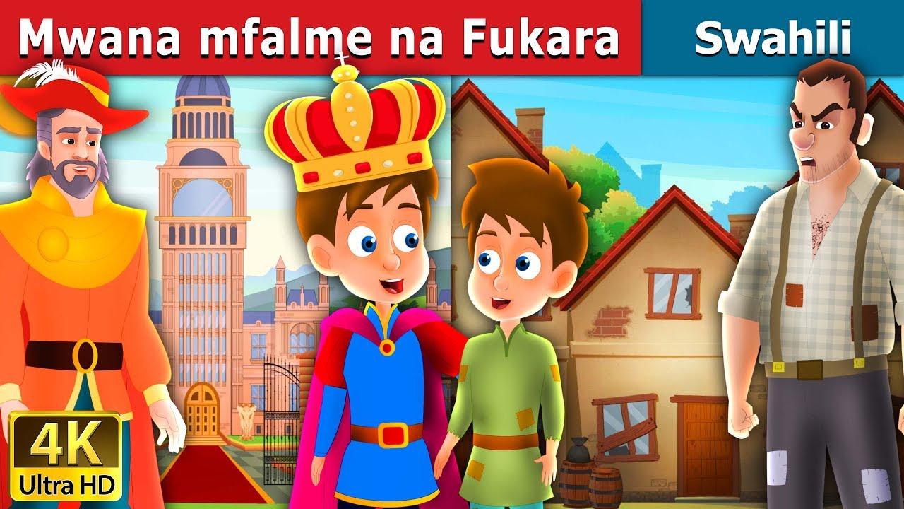 Download Mwana mfalme na Fukara |  Hadithi za Kiswahili | Swahili Fairy Tales