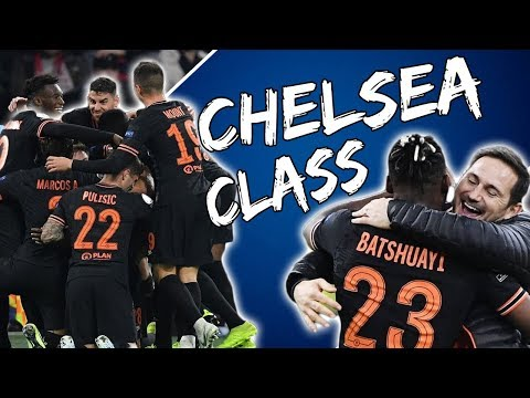 Ajax 0 - 1 Chelsea - Frank Lampard's Total Football - Match Review