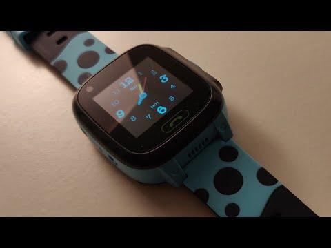 Детские часы Y95 с 4G поддержкой