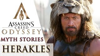 Herakles: Father Sparta - Myth Animation Ep. 3 | Greek Mythology In AC Odyssey