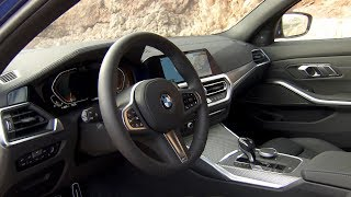 2019 BMW 330i M Sport Interior