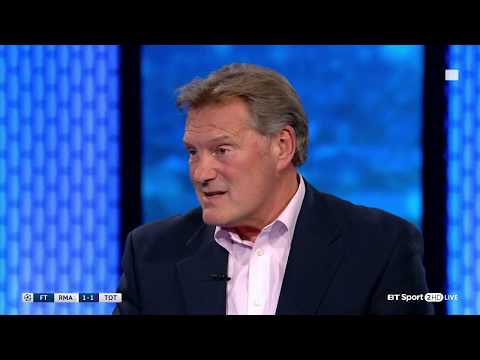 """Pay Harry Kane the money!"" Hoddle, Ferdinand and Lampard discuss Tottenham's future"