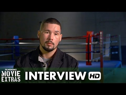 Creed (2015) Behind the Scenes Movie Interview - Anthony Bellew is 'Pretty' aka 'Ricky Conlan'