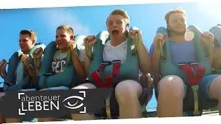 "Der Dive Coaster ""Baron 1898"" in Efteling | Abenteuer Leben"