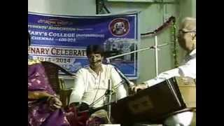QMC 100 - Abhang by Smt. Pushpa Anand & Party 31.10.14