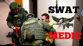 How to become a SWAT Medic - My story and advice