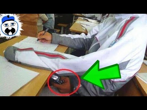 15 Best School Hacks Ever