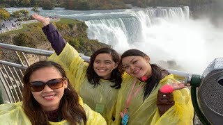 FIRST TIME IN NIAGARA FALLS, NY WITH COUSINS!