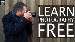 How to Learn Photography for FREE