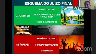 AULA SOBRE ESCATOLOGIA - JUÍZO FINAL