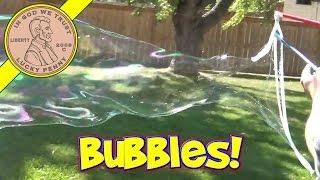 Dip Stix Giant Bubble Maker Set, Galoob Toys - Blow Big..Bigger..Biggest Bubbles!