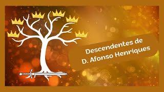 Os descendentes de D. Afonso Henriques - História 1º ciclo - O Troll explica.