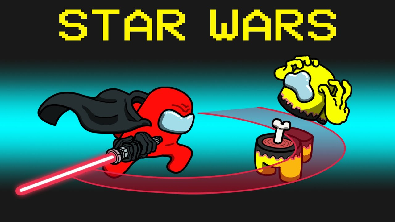 Download STAR WARS Mod in Among Us...