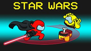 STAR WARS Mod in Among Us...