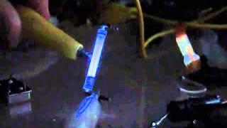 Flash Tube Slow Motion