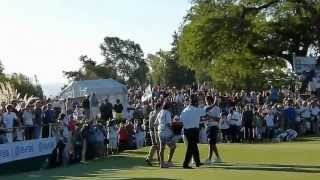 Repeat youtube video Angel Cabrera Gana el 82 Abierto del Centro Final por YardasTour