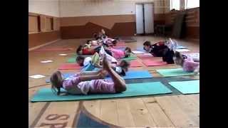Метод круговой тренировки на уроках физ. культуры