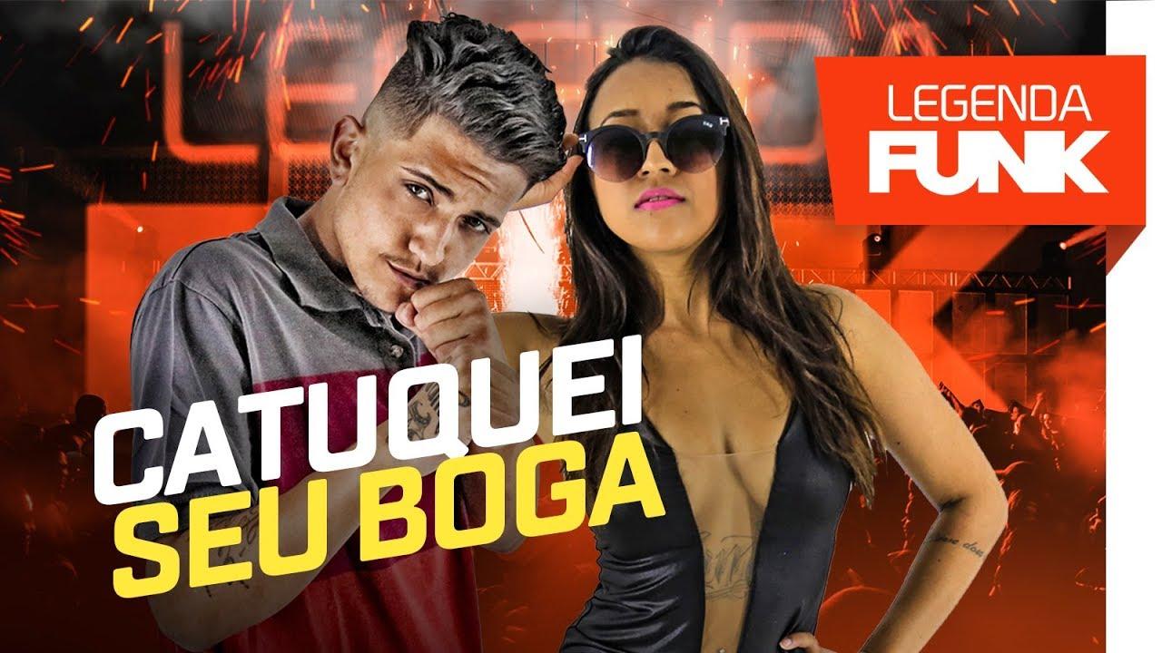 MC Digu e MC Keron - Vou Catucar Seu Boga (DJ KR3) #1