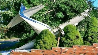 Прикольные картинки Аварии самолётов