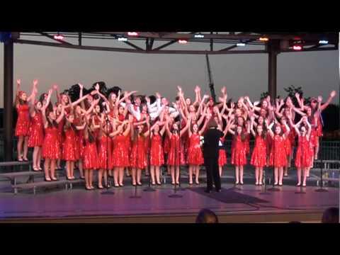 Marlboro Middle School Show Choir 2012