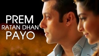 Prem Ratan Dhan Payo MUSIC LAUNCH on 10th October 2015 | COMING SOON