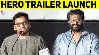 Hero Trailer Launch Part 2 | Sivakarthikeyan | Ruben | P S Mithran