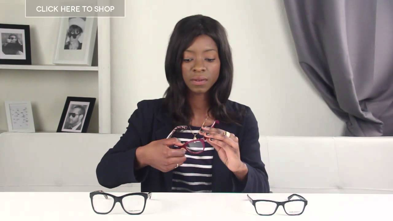 9330b55b2124 D&G Enchanted Beauties Glasses Collection Review | VisionDirectAU ...