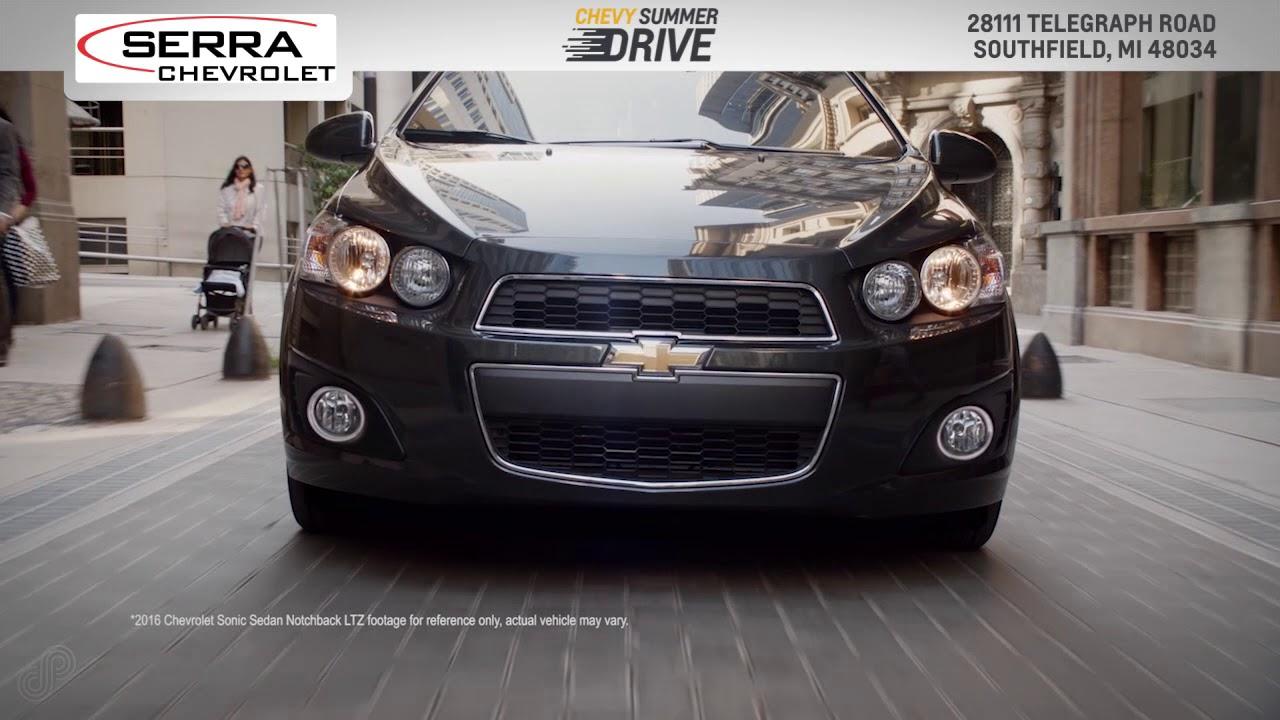 Serra Chevrolet August Offers Sps