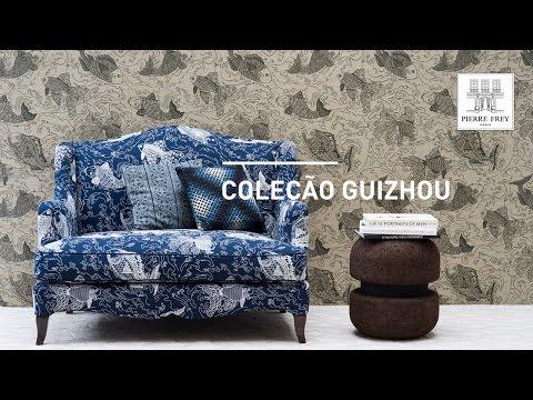 PIERRE FREY - COLEÇÃO GUIZHOU