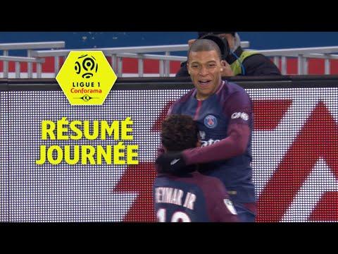 Résumé de la 21ème journée - Ligue 1 Conforama / 2017-18 thumbnail