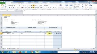 Video Generate Automatic Purchase Order (PO) in Microsoft Excel : Excel Amazing Tips and Tricks download MP3, 3GP, MP4, WEBM, AVI, FLV Desember 2017