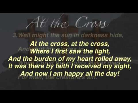 At the Cross (Baptist Hymnal #139)