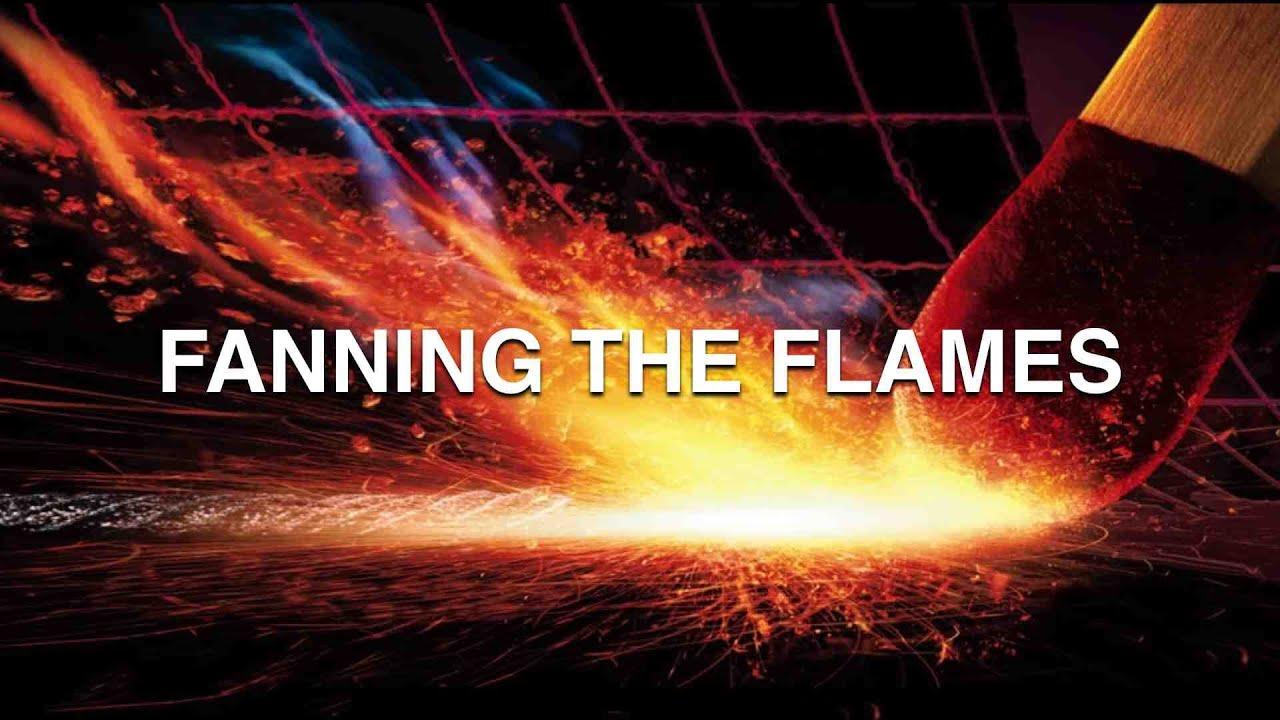 Image result for fanning flame