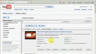 Tutorial Ah! Digital - Como Criar Um Hyperlink no YouTube